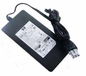 Transformador para impresora HP punta gris 32V 940ma 16V 625ma