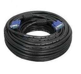 Cable VGA 40 metros macho macho 15 pines. - 0