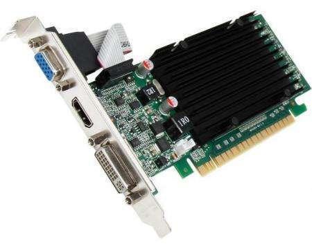 Tarjeta gráfica PCI Express 210 ddr2 1 gb - 0