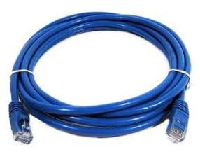Cable de red 02 metros categoría 5 Golink.