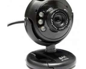 Webcam bak bk-5800m 2mp/30fps/360âº/