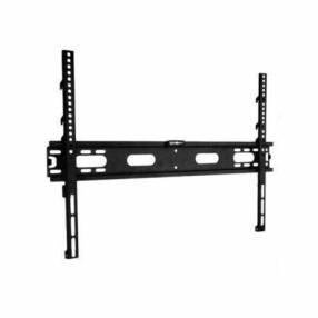 Soporte para tv fijo de pared skymedia 34 a 64 pulgadas 60 kilos negro