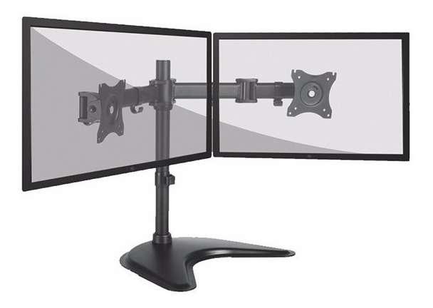 "Soporte de mesa para 2 monitores elg t1224n 17"" a 32"" 8kg - 0"