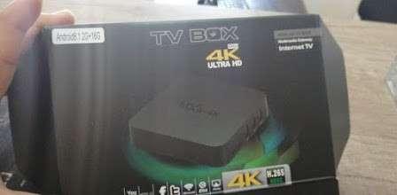 TV Box convertidor a Smart TV - 0