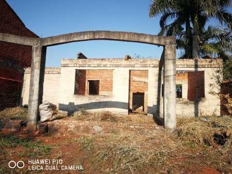 Casa en construcción - 1
