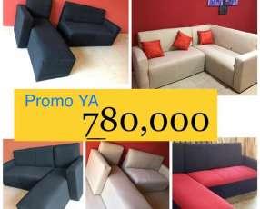 Sofa Esquineros Linea Eco