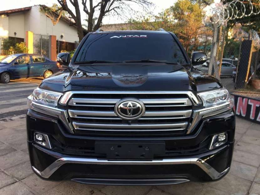 Toyota Land Cruiser VX 0KM - 2