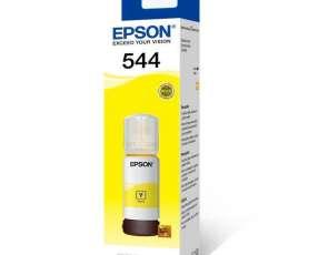 Botella de tinta Epson T544 amarillo