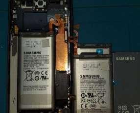 Venta y colocación de batería para Samsung y Huawei