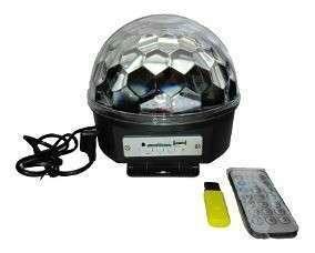 Proyector Led Giratorio MP3 18-24W 220V - 1