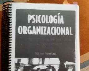 Psicología Organizacional Adrián Furnham