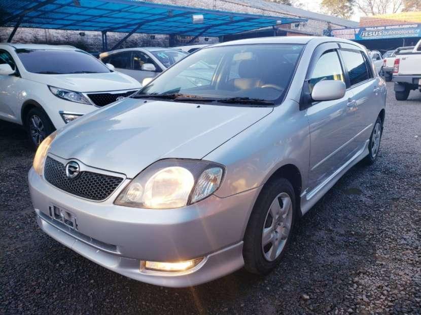Toyota runx z. 2.001 / 1.800 cc. automático - 2