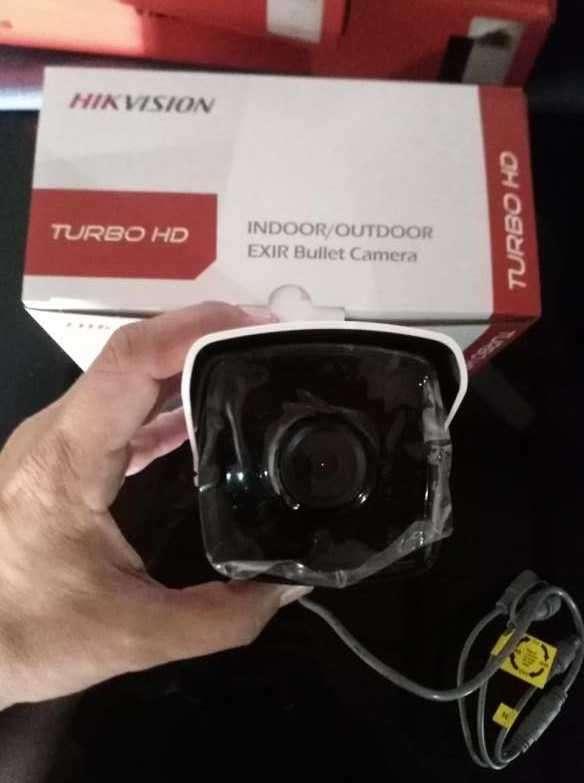 Cámara HD Hikvision - 0