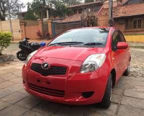 Toyota New Vitz 2007