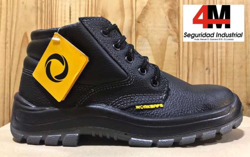 Botas de seguridad - 0