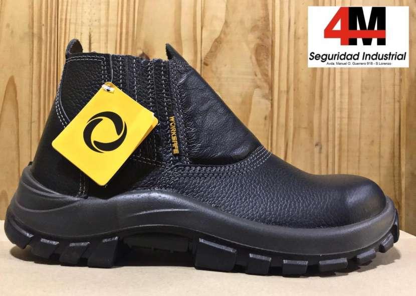 Botas de seguridad - 1