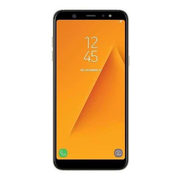 Samsung Galaxy A6 plus 2018 dorado de 32 gb - 0