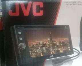 Radio DVD JVC pantalla táctil