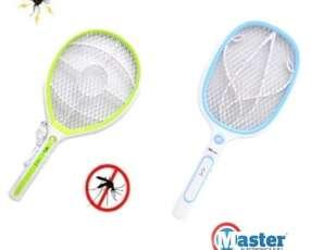 Raquetas eléctricas mata mosquitos