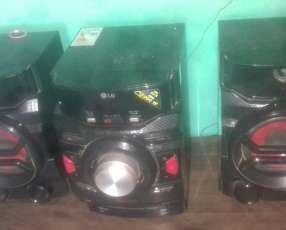 Equipo de sonido LG de 3000 Watts
