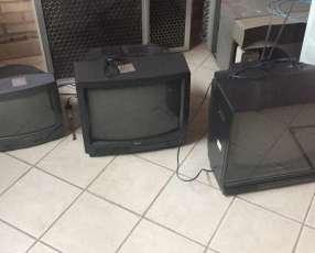 Televisores Tokyo y Daewoo