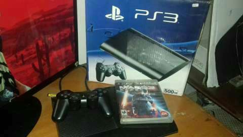 PS3 Slim - 0