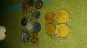 Monedas para colección