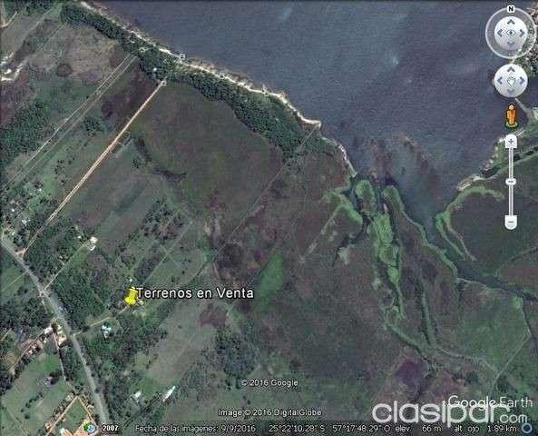 Terreno en Ypacaraí cerca del Lago - 0