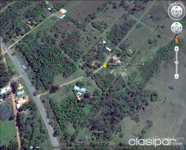 Terreno en Ypacaraí cerca del Lago - 1