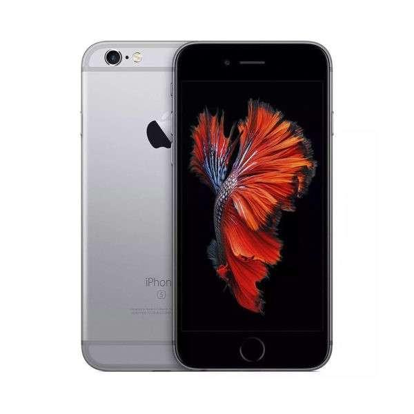 iPhone 6S gray de 32 gb - 0