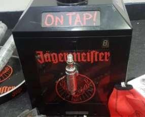 Maquina refrigeradora de Jaguermeister
