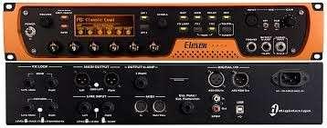 Pro Tools Eleven Rack Grabador de guitarra y efectos - 0