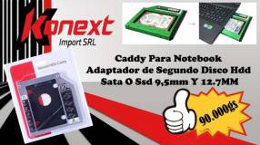 Caddy para notebook