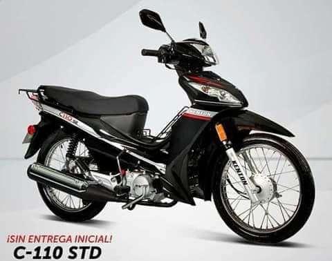 Moto Kenton y Yamaha - 4