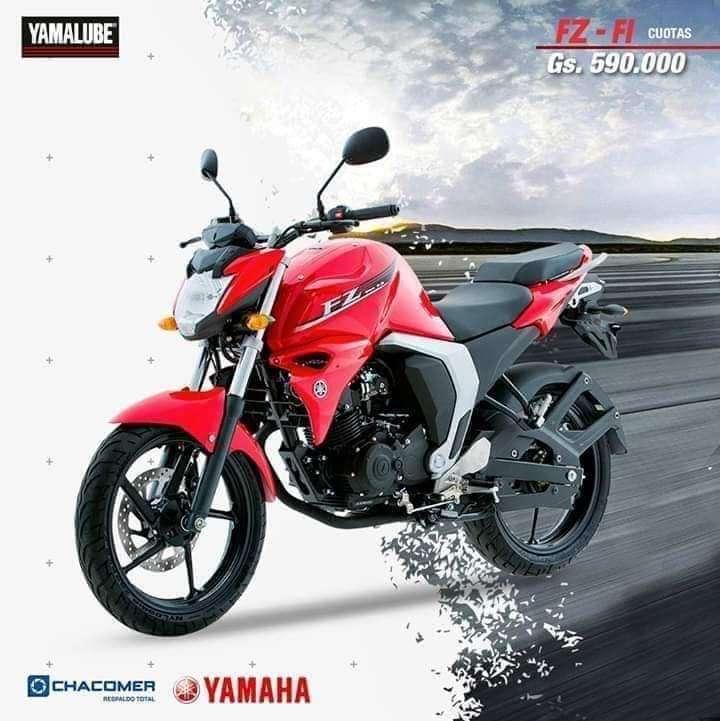 Moto Kenton y Yamaha - 6