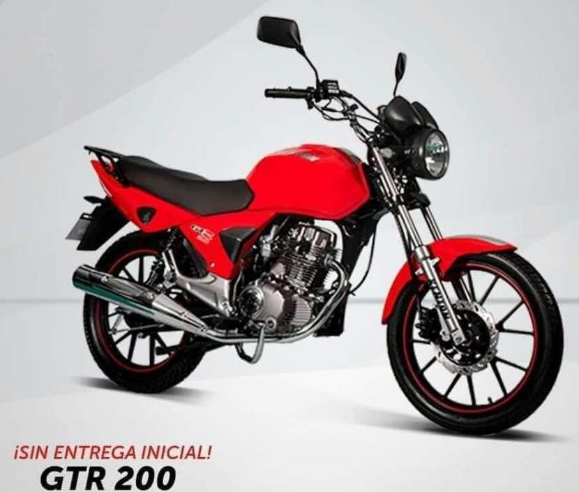 Moto Kenton y Yamaha - 7