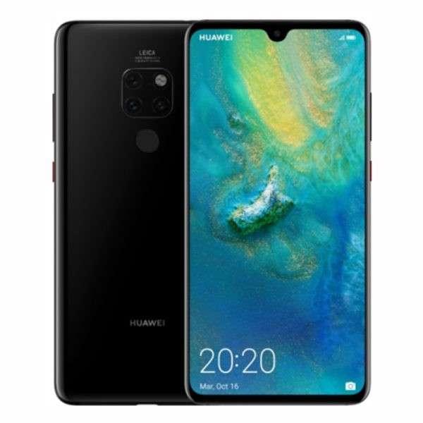 Huawei Mate 20 negro de 128 gb - 1