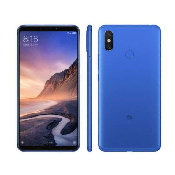 Xiaomi Redmi Max 3 azul - 0