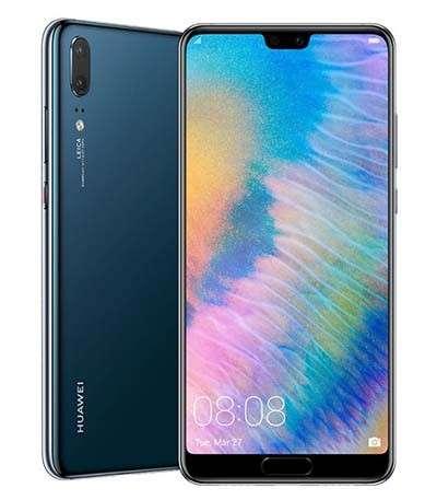 Huawei P20 azul de 64 gb - 0