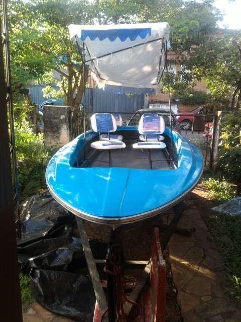 Embarcación de fibra - 0