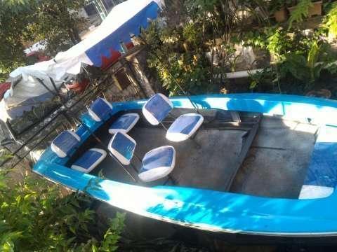 Embarcación de fibra - 1