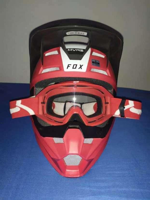 Casco Fox - 0