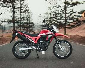 Moto Honda XR190L