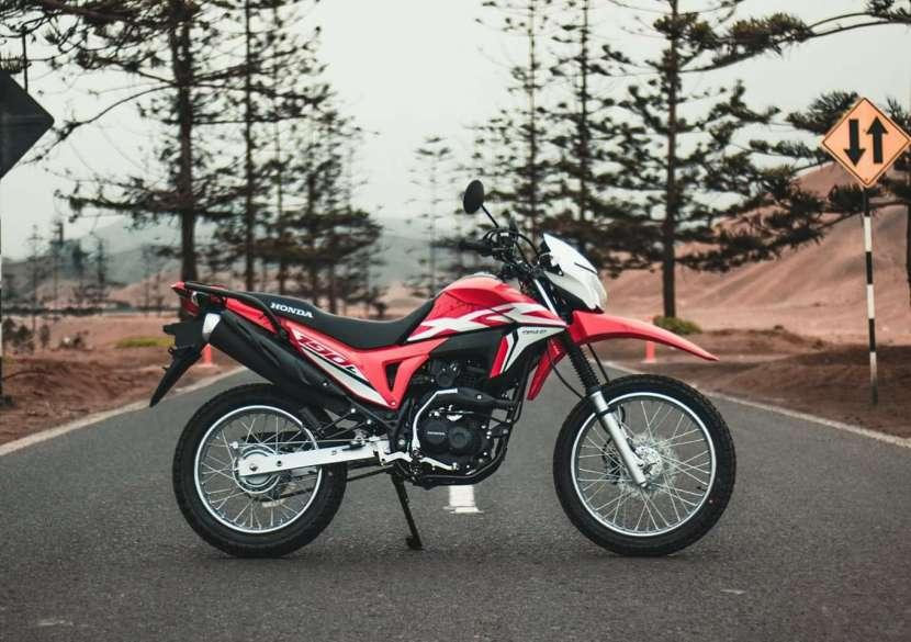 Moto Honda XR190L - 0