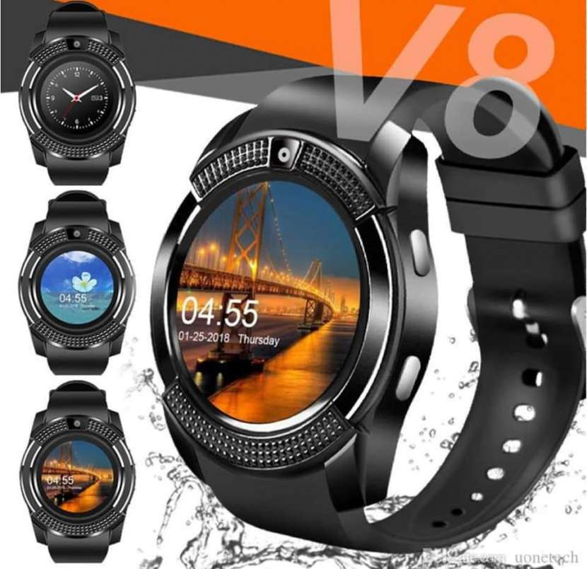Reloj Smart v8 - 0
