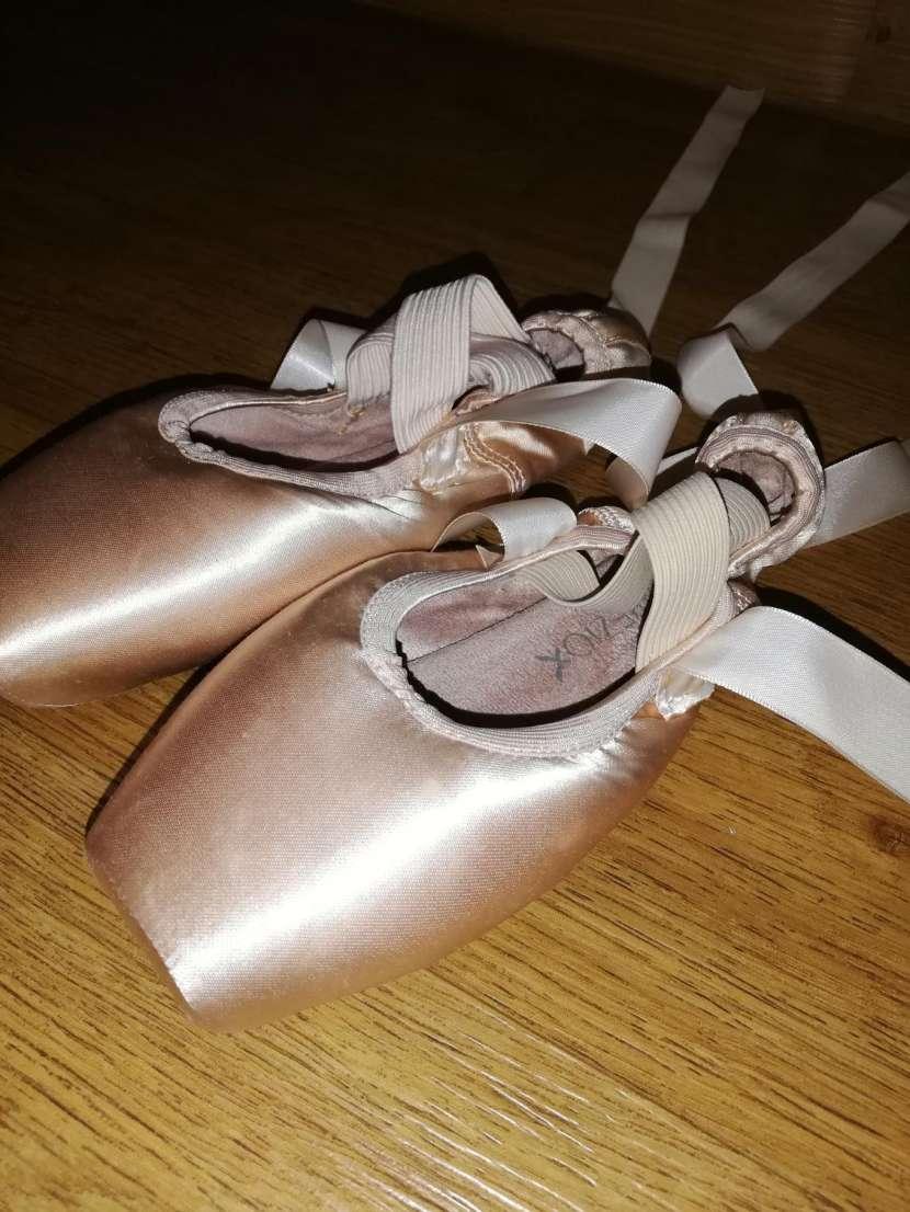 Puntas Capezio para Ballet Clásico - 1