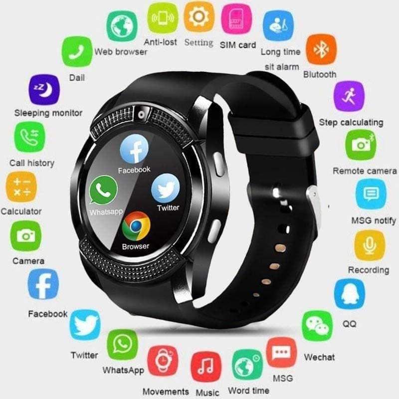 Reloj Smart v8 - 1