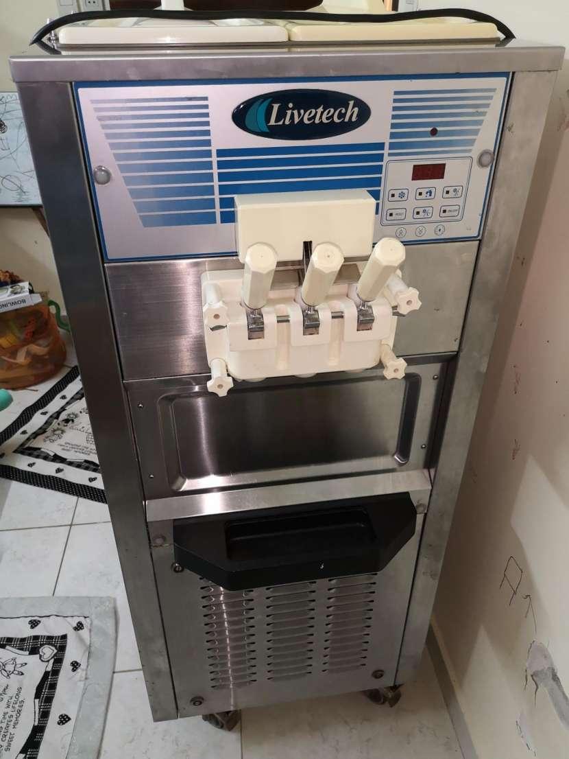 Máquina de helados soft livetech - 3