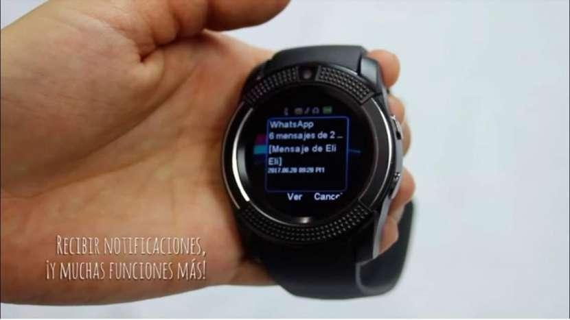 Reloj Smart v8 - 4
