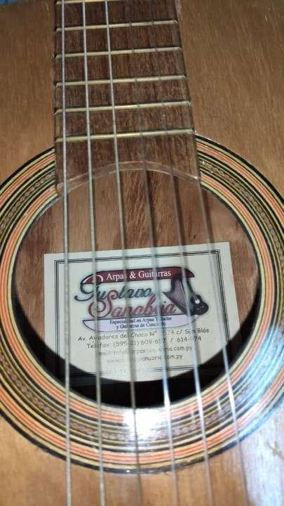 Guitarra de concierto Gustavo Sanabria - 1
